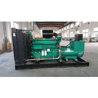 工厂热销玉柴YC6TD780-D31柴油发电机组,500KW功率输出,T3排放标准,一键式启动