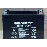 大力神蓄电池12-24ALBT(12V24AH)代理商促销