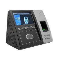 中控智慧iFace702面部识别考勤机指纹人脸识别门禁一体机打卡器签到机