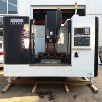 立式加工中心 VMC640数控铣床 小型数控加工中心小铣床