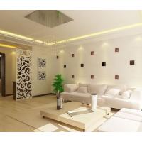 广东深圳厂家专业定制风水玄关隔断雕花板形象墙装饰边框镂空板