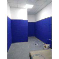 多功能厅堂墙体吸声防撞软包用途