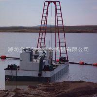 广东顺德射流式抽沙船价格 真空泵射流船生产厂家
