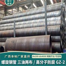 螺旋钢管厂家贵州建筑用Q235A螺旋钢管_管材类目