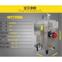 旭恩立式锅炉纯蒸汽发生器LSS50公斤蒸饭柜用