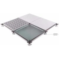 陶瓷防静电地板唐山全钢机房使用学校厂房均能用