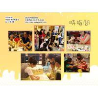 儿童手工陶艺馆加盟费多少钱