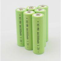 爆款直销 应急灯草坪灯太阳能灯1.2V镍氢电池AA1800mAh充电电池