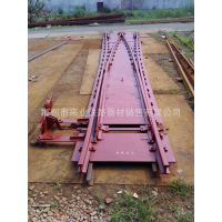 专业生产 组合道岔 菱形道岔 电动道岔 司控道岔 43公斤铁轨道岔
