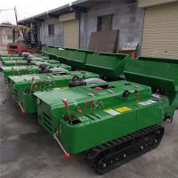普航果园专用履带式施肥机 小型自走式开沟机 柿子园施肥回填机
