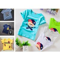 广东去哪找便宜童装服装批发 摆地摊货源批发2-10元儿童T恤套装低价批发