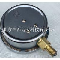 中西耐震压力表(25Mpa) 型号:SHS1-YN100I/II/III库号:M403201