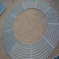 钢格板实体厂家电厂平台板排水沟盖板