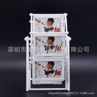 九宫格照片墙 创意客厅画框组合卧室相框墙 挂墙相片墙摩天轮风车