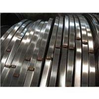 430澳星一级BA不锈钢带什么单价贴塑磨砂分条