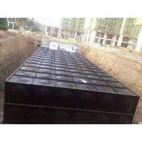 地埋式箱泵一体化消防供水设备的型号说明