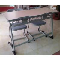 BaiWei中小学生课桌椅厂家直销单人课桌学校课桌椅批发双人课桌