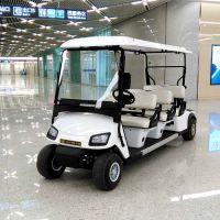 供应AS-0067电动正三排6座电动高尔夫球车