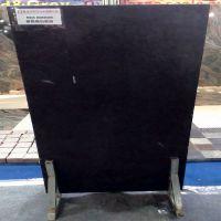 厂家专业生产幻莱姆石 黑色石灰岩