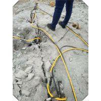 隧道挖掘愚公斧电动劈裂机工作效率如何呢?