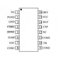 供应嘉泰姆驱动IC CXLB7354 4A PWM降压模式铅酸电池恒流充电自动管理集成电路双状态指示