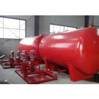 消防气体顶压给水设备咨询厂家