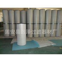 烟草加工设备及喷涂设备的粉尘回收过滤专用除尘滤筒 粉尘滤芯