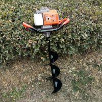 挖坑机作业视频 园林施工栽树机 佳鑫车载式打洞机价格