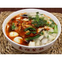 豆腐烩菜泡馍培训哪家正宗 西安丸子煮馍加盟