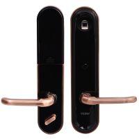 海尔指纹锁家用智能指纹防盗密码锁家居门锁电子密码锁智能电子锁
