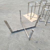 提供金属桌子脚 不锈钢满焊方管桌子架 圆管焊接茶几 桌脚定做