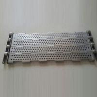 卓远厂家直销冲孔耐高温链板 来样加工机械及行业设备板式链 经久耐用