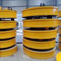 厂家直供无触点废钢厂电磁吸盘 高强磁电磁铁圆形电磁吸盘