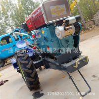 人工輔助后翻式小掛車 農用小拖斗 手扶拖拉機運輸掛斗