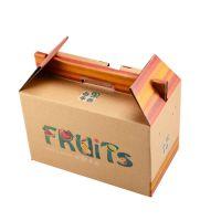 批发8斤-10斤装 现货水果 葡萄包装 提子纸箱定做