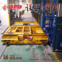 100吨运送建筑材料过跨平板车 轨道平板车生产商定制 百分百新品载重大