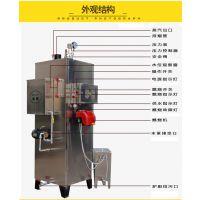 清洁行业配套100公斤节能蒸汽发生器厂家锅炉