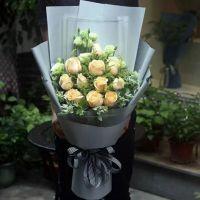 太原鲜花长治速递红玫瑰礼盒大同晋城同城临汾晋中榆次花店送花束