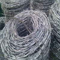 双股刺线 带刺铁丝网 热镀锌刺绳