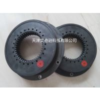 志高螺杆式空气压缩机138SCY 140KW橡胶盘 连接盘 法兰盘
