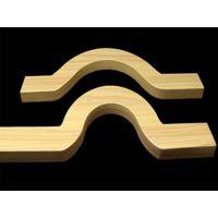 防火木纹造型波浪铝方通厂家直销 弧形铝方通定制造型规格 铝材质