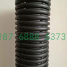 国标hdpe双壁波纹管 600钢带管报价 塑钢复合缠绕管