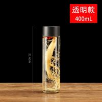 500ml白酒瓶 个性化玻璃杯 保温杯
