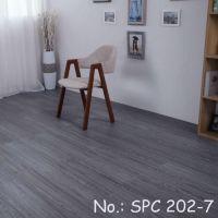 SPC石塑地板 免胶锁扣 环保无异味 新型室内地板 耐磨防水防滑地板