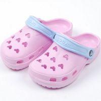 新款夏季女士洞洞鞋防滑花园凉拖鞋漂流沙滩鞋透气凉鞋厂家批发