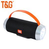 TG501手电筒设计户外蓝牙音箱便携低音炮无线音箱厂家直销