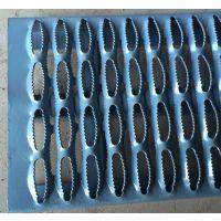 脚手架钢网 冲孔网钢板网 镀锌圆孔网