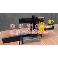 承装修试 各地资质均可办理 适用排宽度50-125mm 厚度5-12mm 液压弯排机 万齐