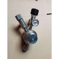 正安过滤厂家SY24W-320P-04恒压阀压力表