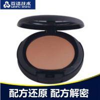 眼影膏产品开发配方还原 产品检测 修眼影膏 具体成分含量分析